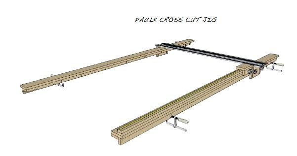 Paulk Cross Cut Jig